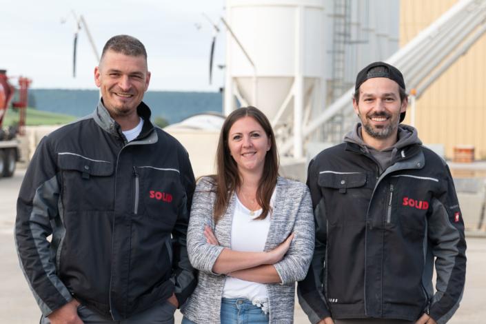 Wir sind Ihr Lieferant für Beton in Luxembourg. Spezialisiert sind wir ebenfalls im Recycling von Bauschutt